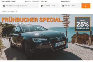 SIXT Frühbucher-Special